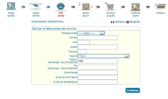 Un sito Web mobile gratis in pochi clic: goMobi - prima parte
