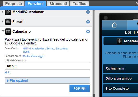 Sito mobile gratis in pochi clik: goMobi – quattordicesima parte