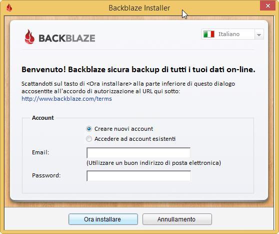 Come fare il backup PC nella cloud
