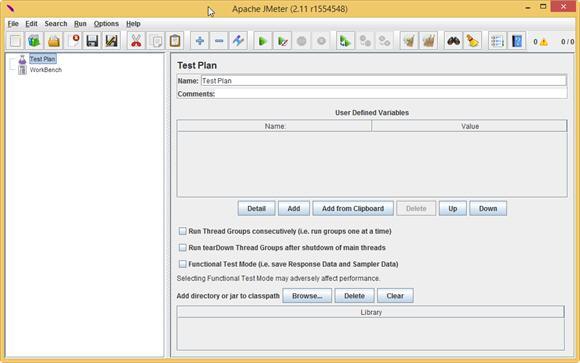 Come testare un'applicazione Web con JMeter
