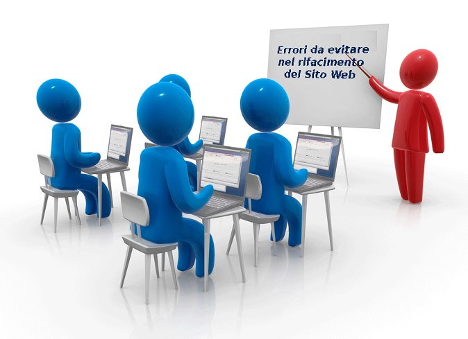 Trasferimento o restyling di un sito Web? Ecco gli errori da evitare