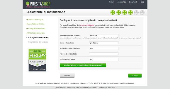 Come installare Prestashop via FTP senza difficoltà