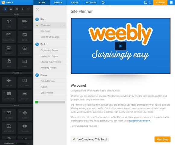Weebly è la vera alternativa a WordPress?