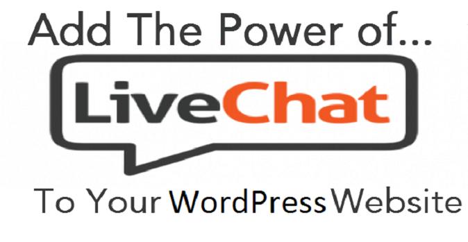 Una live chat per il nostro sito WordPress. Ecco come si fa…