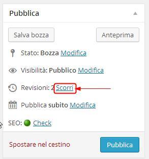 Revisione SEO dei contenuti con WordPress e Google - II parte