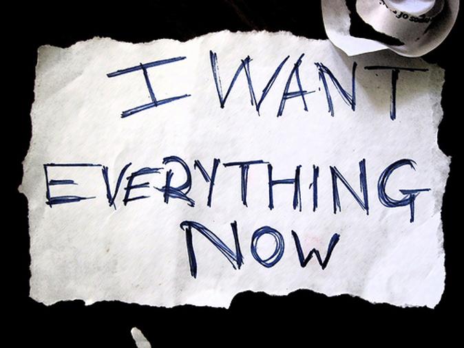 La gratificazione istantanea e il Web marketing: ecco come funziona