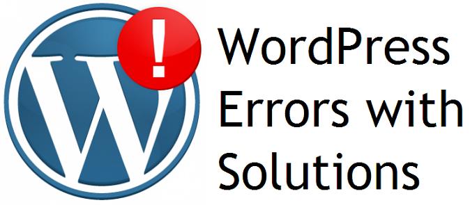 Come evitare i 25 errori WordPress più comuni – III parte