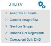 Configurazione DNS di tutti i domini con Hosting Solutions