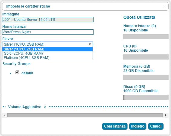 Un cloud server per WordPress con Nginx e MySQL – III parte