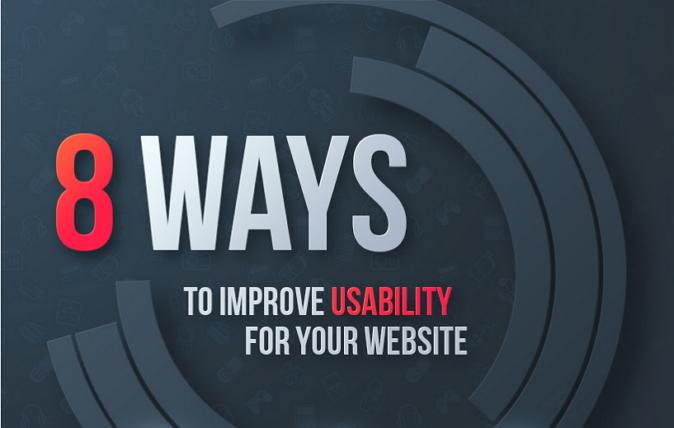 8 consigli per incrementare l'usabilità del sito Web