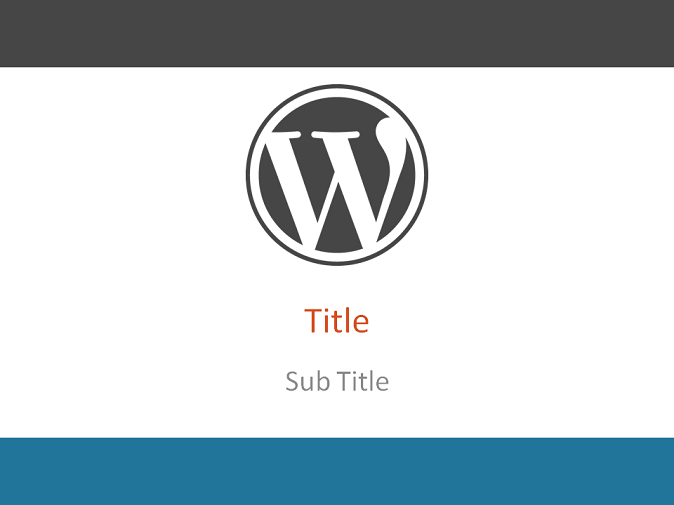 Presentazioni con WordPress, un'alternativa a PowerPoint