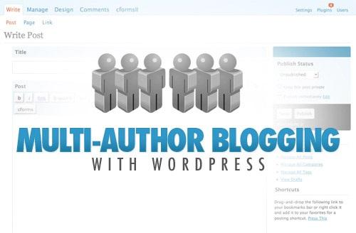 21 plugin per la gestione dei blog multi-autore – I parte