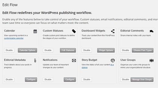 Organizzare la pubblicazione di contenuti in un blog WordPress