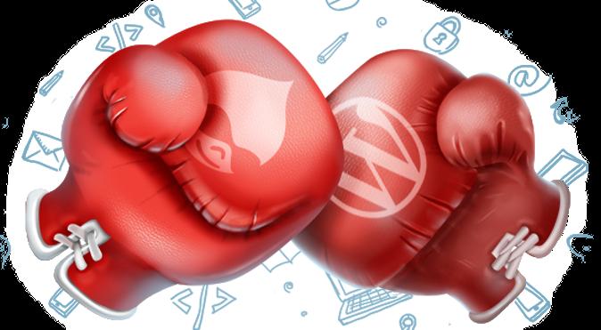 Drupal, vantaggi e svantaggi rispetto a WordPress