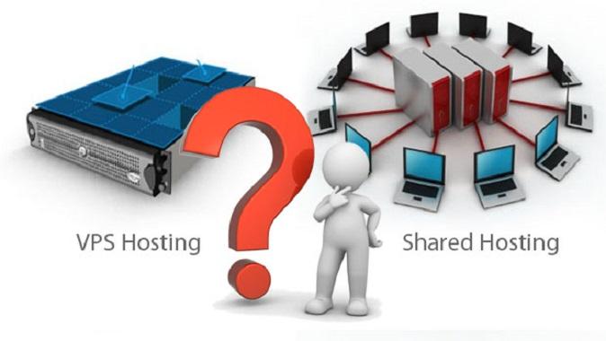 Meglio affidarsi a un hosting condiviso o a un VPS? Vantaggi e svantaggi di ciascuna soluzione