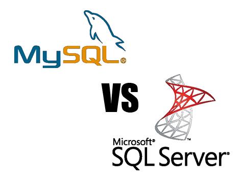 MySQL o SQL Server, quale scegliere.