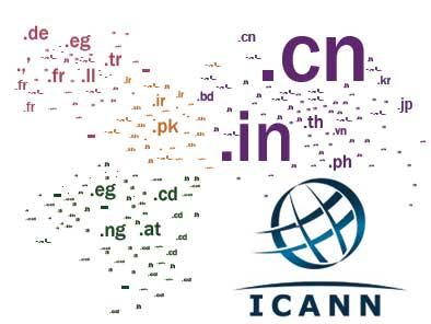 ICANN e gTLD