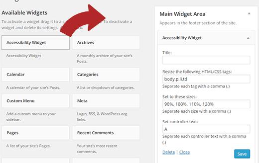 Migliorare l'usabilità WordPress con il testo ridimensionabile