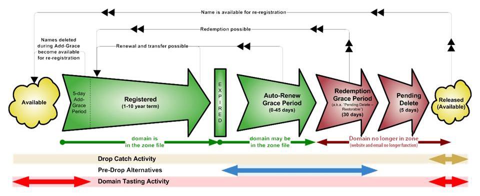 Il ciclo di vita di un dominio .IT: dove non sbagliare