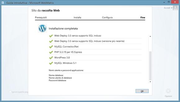 Microsoft WebMatrix, cos'è e a chi si rivolge – III parte
