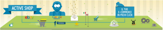 Active Shop soluzioni e-commerce