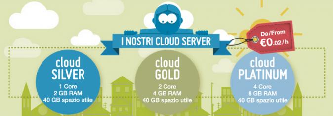 how to create cloud storage server