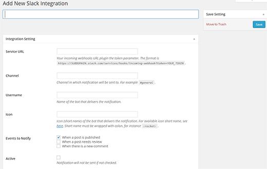Come integrare Slack in WordPress senza difficoltà