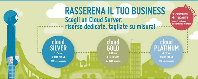 E tu, quale cloud server sei? L'offerta di Hosting Solutions