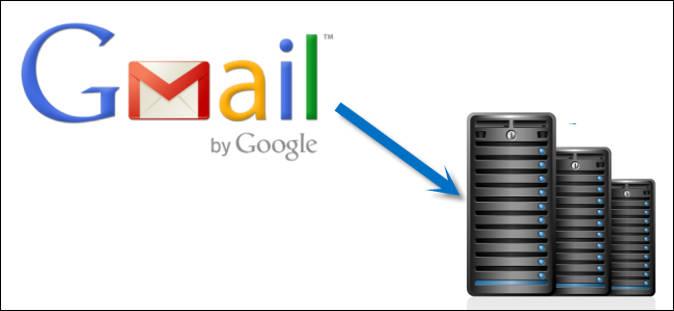 Email da Gmail al tuo server dedicato con getmail – III parte