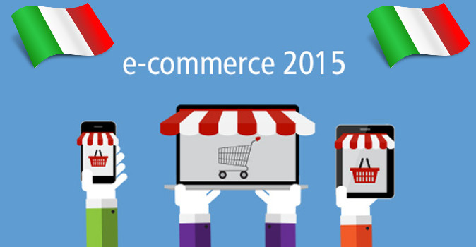 E-commerce 2015: in Italia crescita del 15%