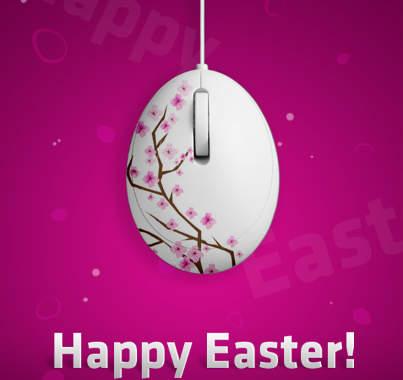 Buona Pasqua di felicità da Hosting Solutions!