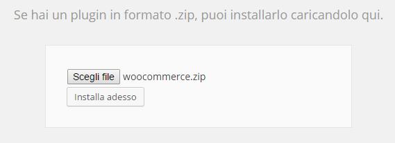 E-commerce con WooCommerce: installazione del plugin