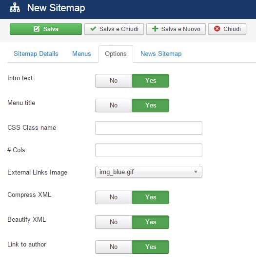Sitemap Internet: Come Creare Sitemap In Joomla Con OSMap