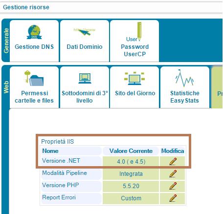 windows server 2012 modifica net framework