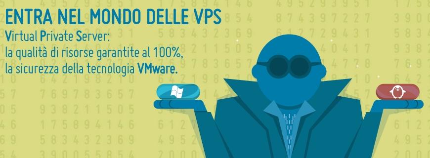 VPS Hosting Solution con tecnologia VMware vSphere 6