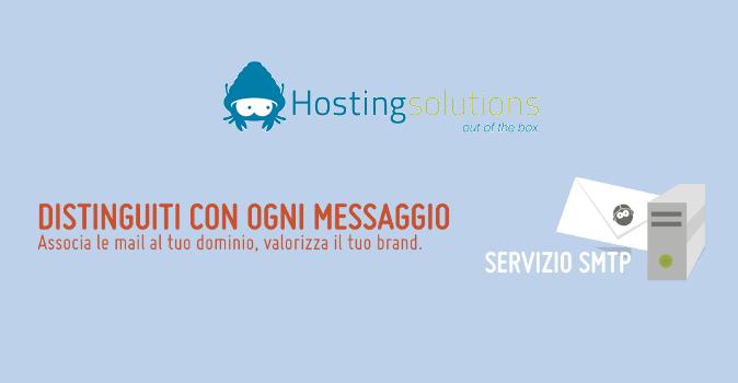 Hosting Solutions – Le soluzioni SMTP a tua disposizione