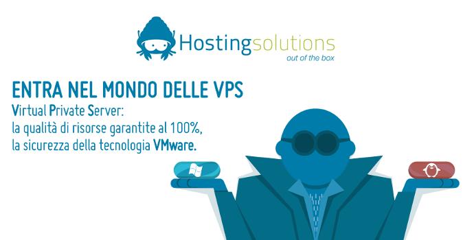 VPS: le offerte di Hosting Solutions per il tuo business