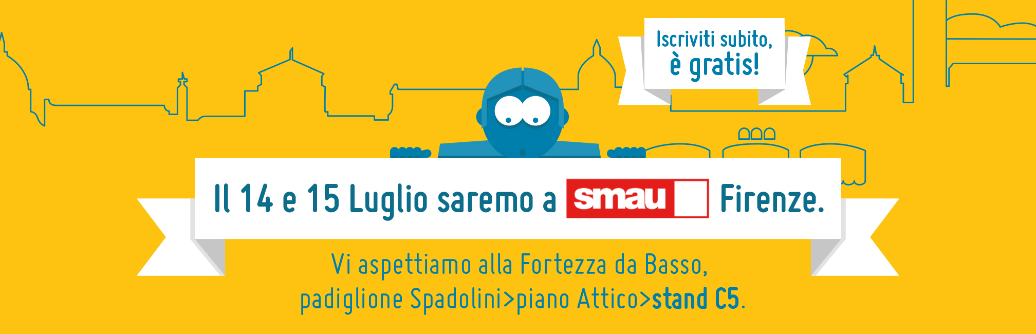 Smau Firenze 2015 Hosting Solutions