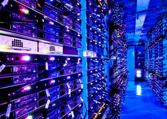 Internet, data center ed infrastruttura di rete