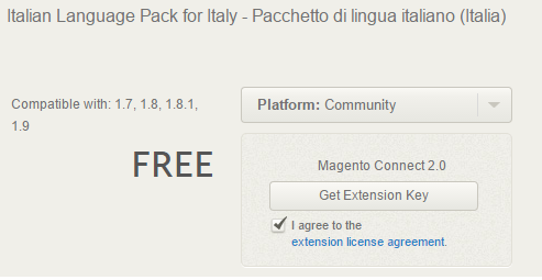 magento connect 4