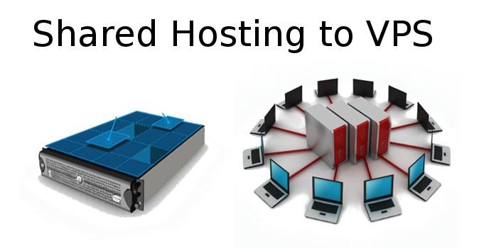 Da shared hosting a VPS: quando è necessario cambiare?