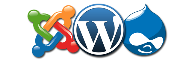 WordPress, Drupal e Joomla a confronto