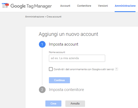 google tag manager 1
