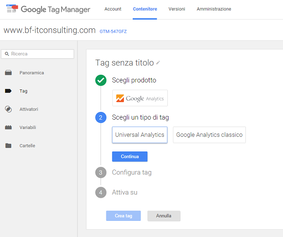 google tag manager 5