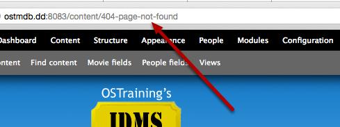 Drupa personalizzare pagine errore 403 e 404