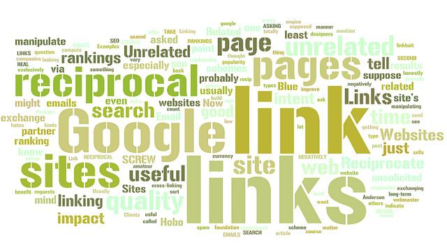 SEO e link