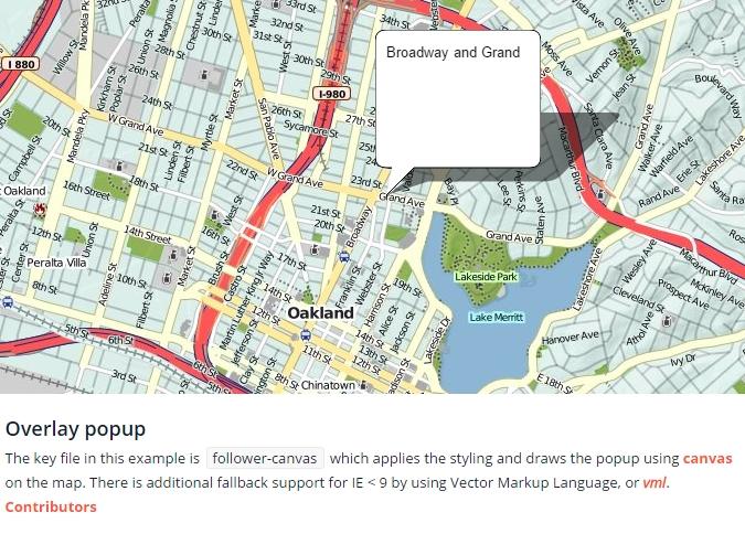 Alternative a Google Maps