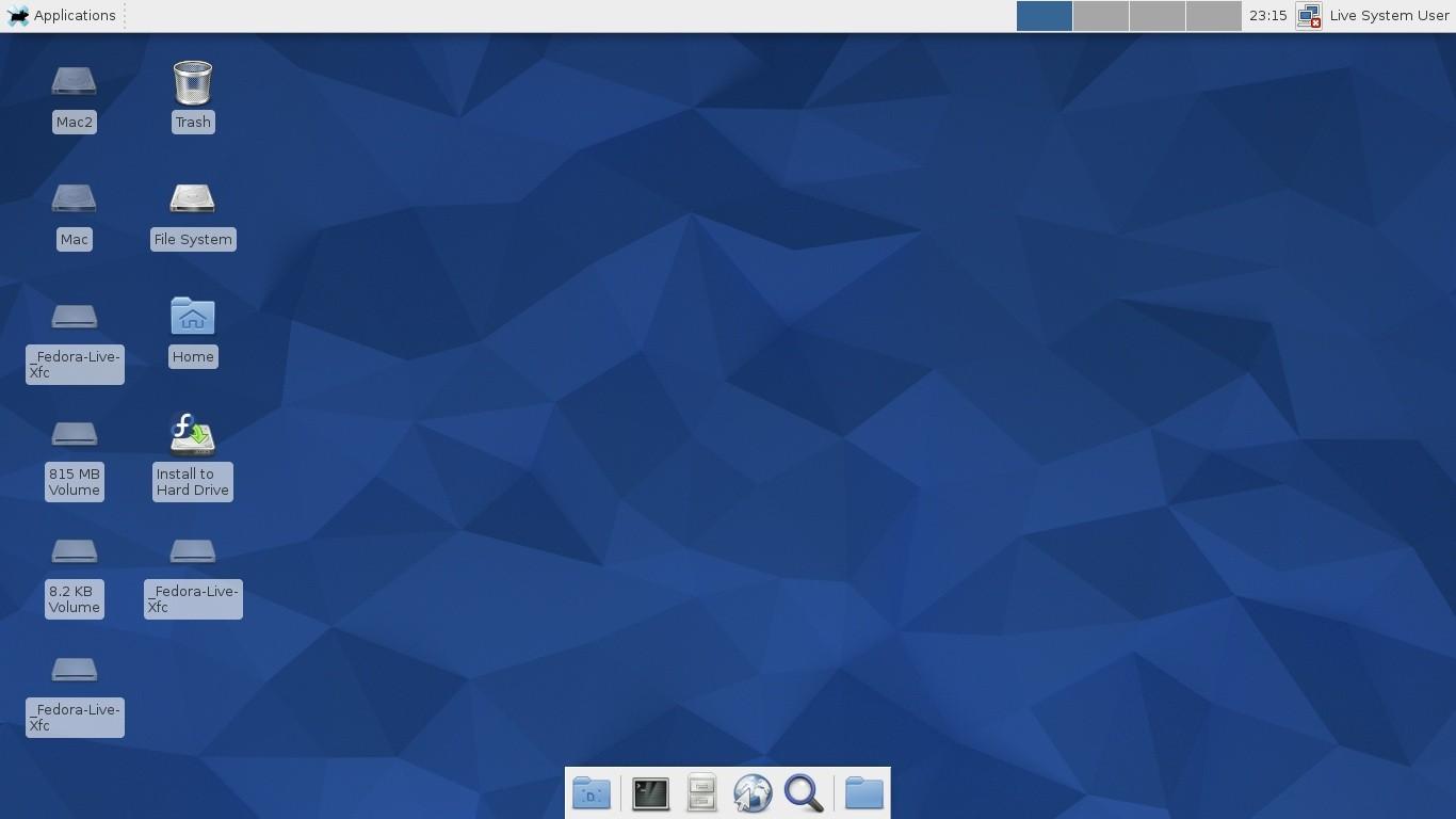 Distribuzioni Linux: Fedora