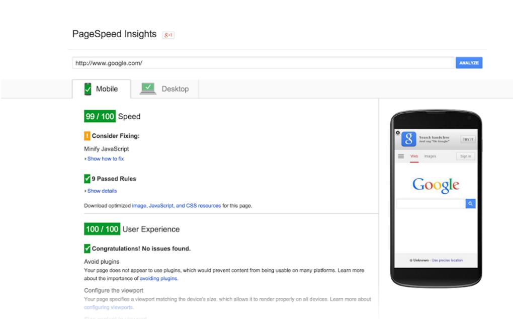 google_test - InternetPost.it
