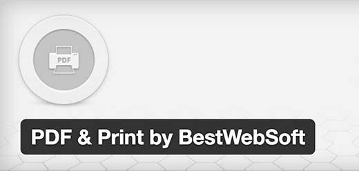 WordPress e pdf